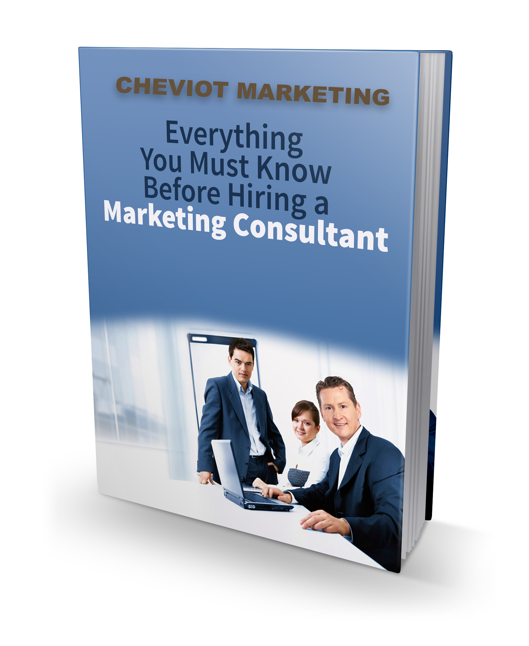 Cheviot Marketing - Why You Need A Marketing Consultant